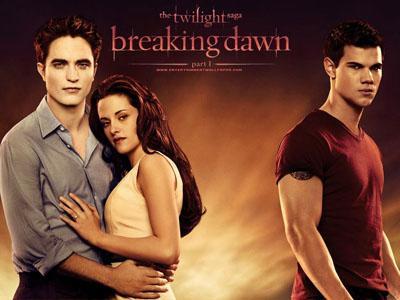 Film Breaking Dawn Part I Akan Dirilis Dalam Versi Extended