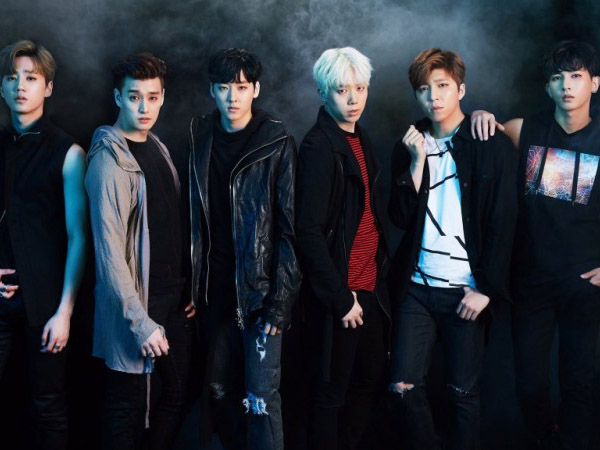 Comeback, U-Kiss Akan Sumbangkan Sebagian Penjualan Mini Album Terbarunya