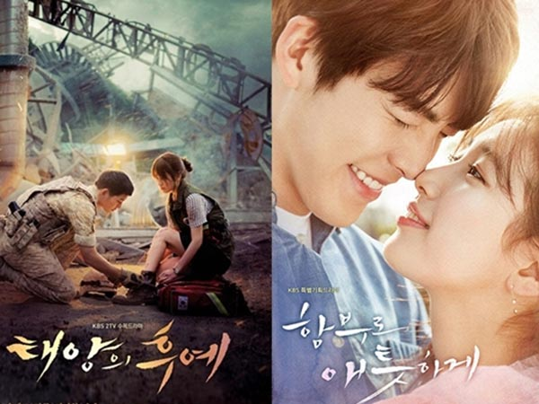 Tak Seperti 'Descendants of The Sun', Apa yang KBS Sesali dari Drama 'Uncontrollably Fond'?
