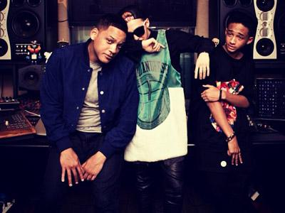 Jaden dan Will Smith Akan Rilis Album Bareng Psy dan G-Dragon?
