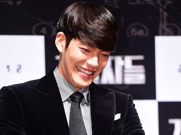 Kim Woo Bin Malu-Malu Bicarakan Adegan Mandi di 'The Technician'