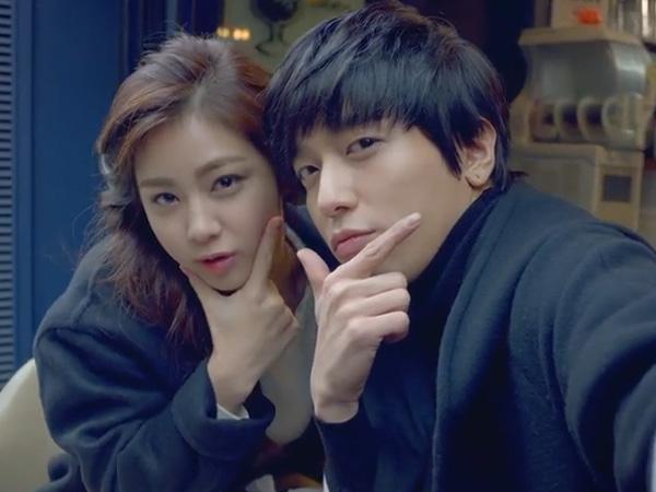 Romantisnya Yonghwa CNBLUE Beri Ciuman Manis untuk Kekasihnya di MV 'One Fine Day'