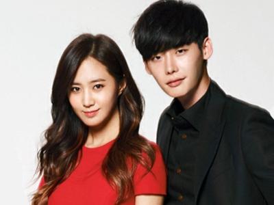 Lee Jong Suk Pernah Gigit Tangan Yuri SNSD Saat Pertama Bertemu?