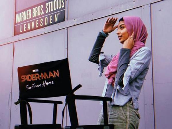 Heboh Film 'Spiderman: Far From Home' Miliki Tokoh Berhijab, Ini Sosoknya