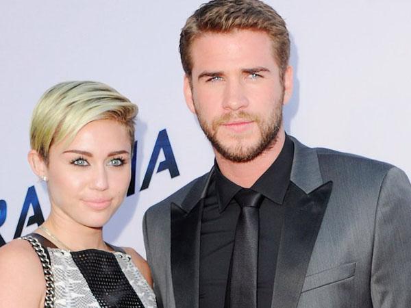 Makin Mesra, Kini Gantian Liam Hemsworth Yang Unggah Foto Miley Cyrus di Instagramnya