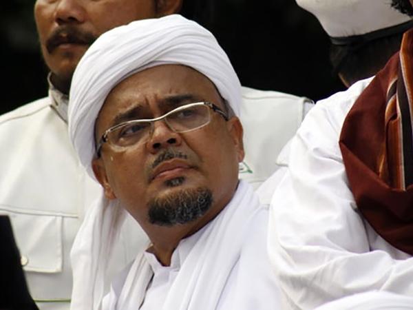 Foto Ini Jadi Bukti Habib Rizieq Benar Akan Kembali ke Indonesia 21 Februari Nanti?
