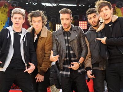 Duh, One Direction Masuk Kategori Band Terburuk di NME Awards 2014!