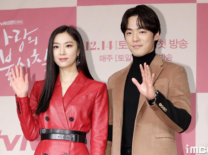 Agensi Seo Ji Hye Buru-buru Bantah Rumor Pacaran dengan Kim Jung Hyun