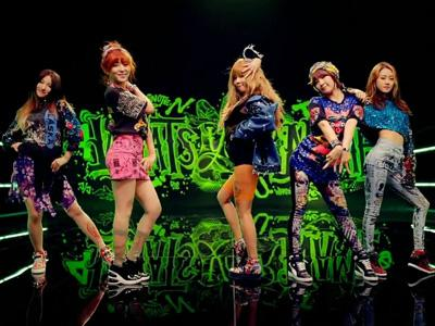 4Minute Akan Comeback Lagi?