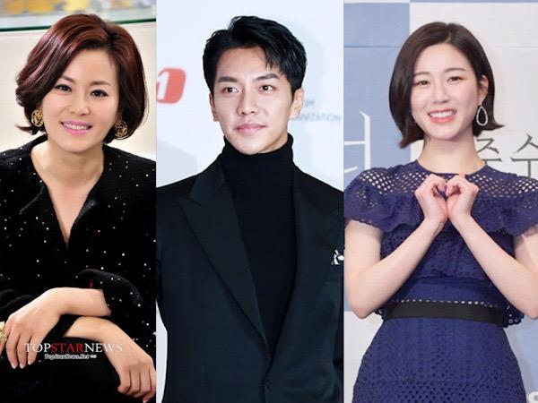 Kyun Mi Ri Akhirnya Buka Suara Soal Hubungan Lee Seung Gi dan Lee Da In