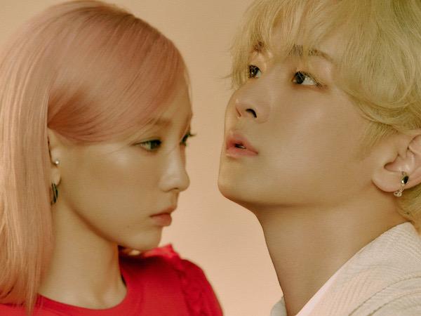 Duet Emosional Key SHINee dan Taeyeon SNSD di Lagu Hate that...