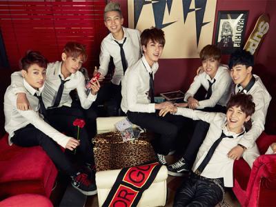 Lucunya BTS Parodikan Para Girl Group Top Korea di Weekly Idol!