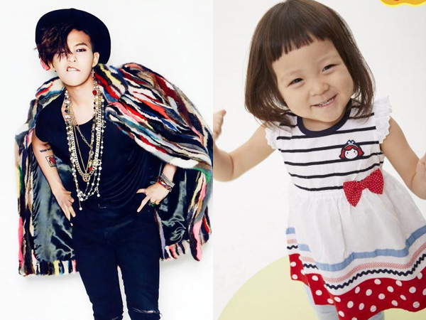 Wah, G-Dragon Juga Balas Cinta dari Choo Sarang