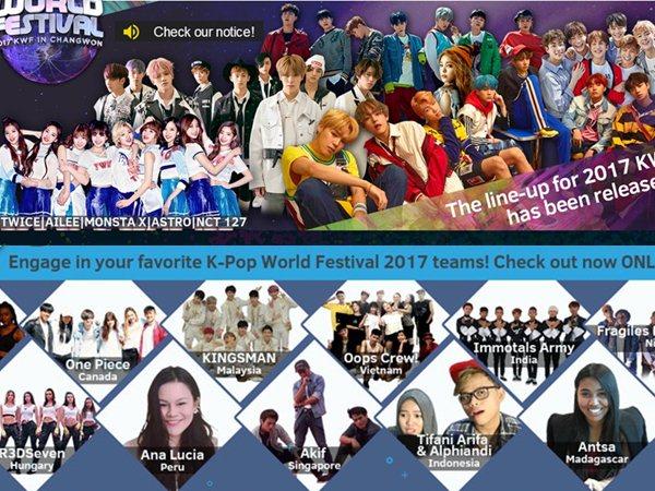 BTS Hingga NCT 127 Bakal Meriahkan Panggung KBS 'K-Pop World Festival 2017'