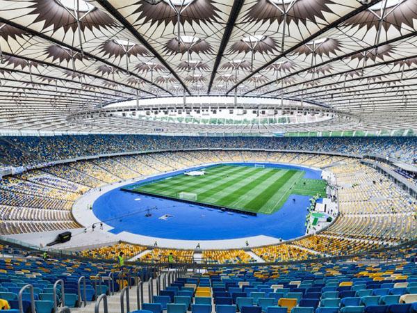 Catat Sejarah, Ukraina Jadi Saksi Ajang Final Pertandingan Antar Klub Eropa 2018!