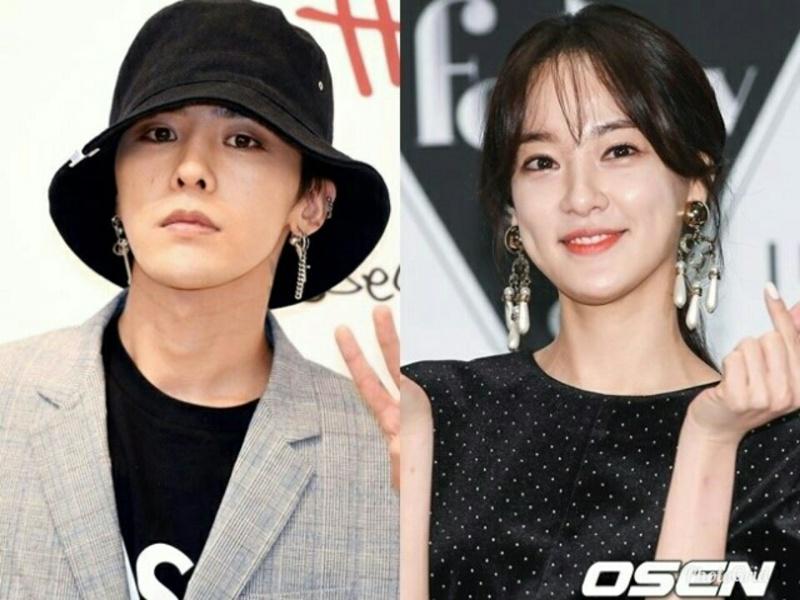 Buka Tahun Baru 2018, Dispatch Rilis Bukti Kencan G-Dragon dan Lee Joo Yeon!