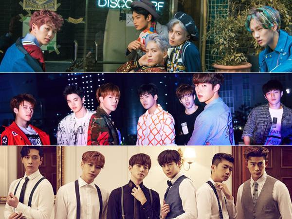 Tiga Boy Grup Ternama Siap Comeback di Bulan Ini, Mana yang Paling Dinanti?