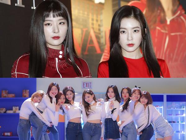 Member Red Velvet Konfirmasi Batalkan Kolaborasi dengan TWICE di 'SBS Gayo Daejun 2017'
