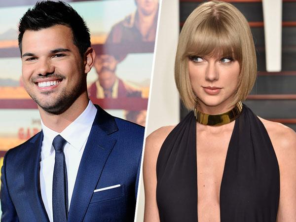 Taylor Lautner Akui Pernah Dibuatkan Lagu Oleh Taylor Swift
