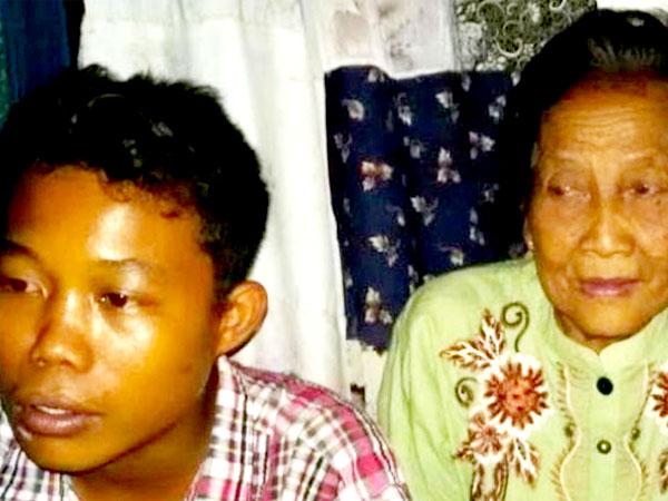 Pernikahan ABG Selamet dan Nenek Rohaya Ilegal