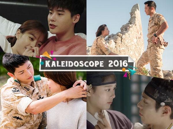 Adegan Romantis dari Sejumlah Drama Favorit Sepanjang Tahun 2016 Ini Sukses Bikin Baper!