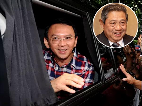 Ditelepon Agus dan Sylvi, Ahok Titip Salam Juga untuk Pak SBY