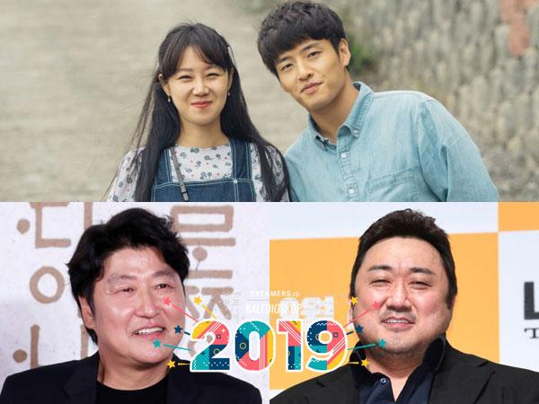 Para Bintang Ini Terpilih Sebagai Aktor Drama dan Film Korea Terbaik Tahun 2019