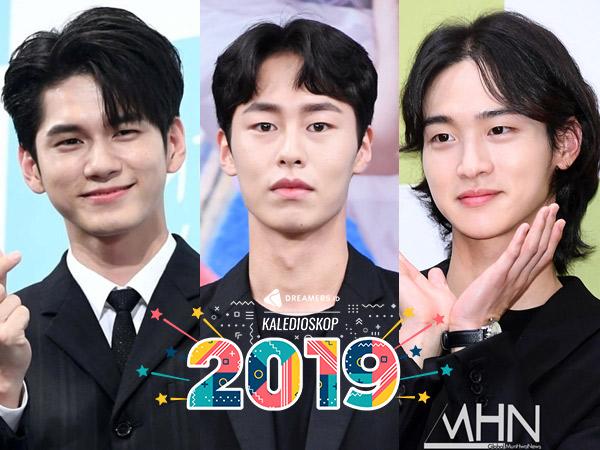 Deretan Aktor Rookie yang Sukses Sedot Perhatian Sepanjang Tahun 2019