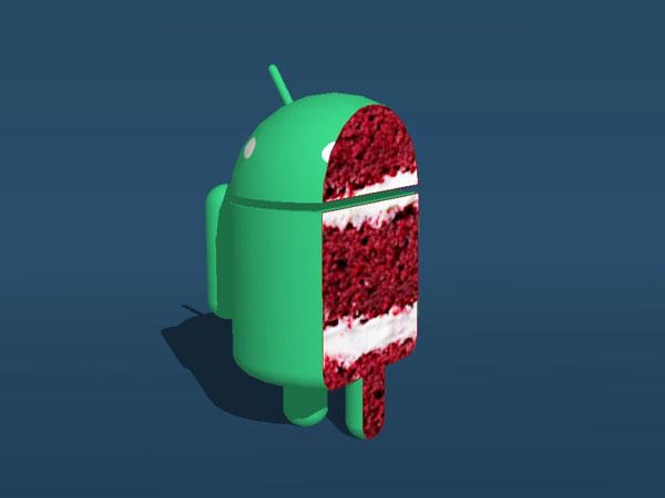 Android 11 Ternyata Punya Nama Dessert 'Red Velvet Cake'
