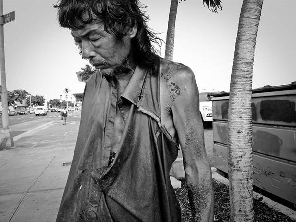10 Tahun Abadikan Foto Tunawisma, Fotografer Korsel Ini Temukan Sang Ayah dalam Karyanya