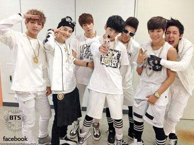 BTS Diprediksi  Akan Ikuti Jejak Popularitas EXO dan B.A.P?
