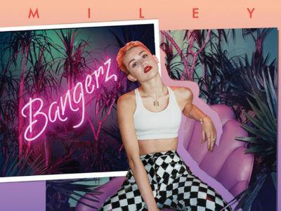 Wah, Miley Cyrus Tampil Bugil di Sampul Album Terbarunya!
