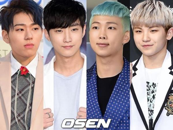 Berkontribusi Besar Untuk Grupnya, Ini Dia 'Best 4' Idol-Produser Saat Ini!