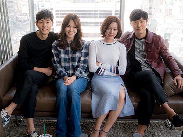 Empat Bintang 'Descendants of the Sun' Punya Kalimat Dialog Favorit! Apa Aja Sih?