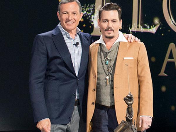 Banyak Bintangi Filmnya, Ini Kata CEO Disney Soal 'Masalah' Pribadi Johnny Depp