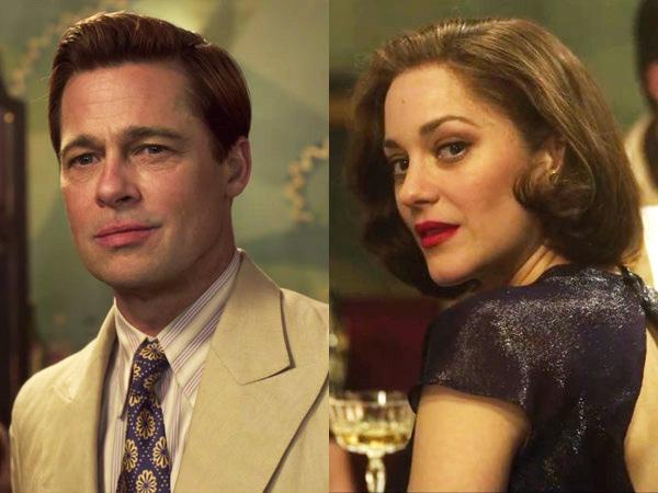 Intip Trailer 'Allied', Film Yang Diduga Jadi Penyebab Perceraian Angelina Jolie-Brad Pitt