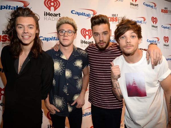 Masih Menang Brit Awards Meski Sudah Hiatus, Ini Ungkapan Kaget One Direction