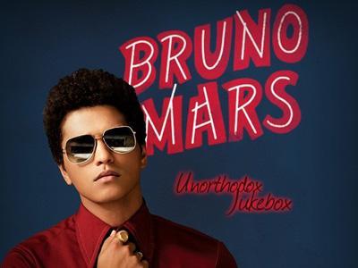 Bruno Mars Rilis Daftar Lagu dalam Album Terbarunya