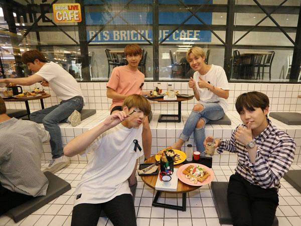 Yuk Intip Keseruan Kafe BTS yang Wajib Untuk Didatangi!
