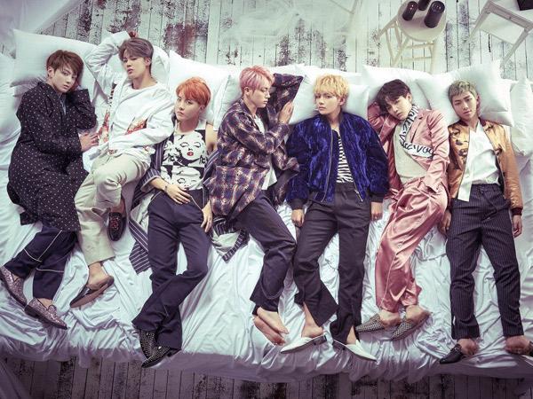 Jelang Rilis Album, BTS Tampil Tampan dan Artistik di Teaser Comebacknya