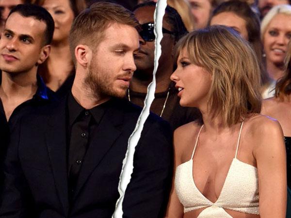 15 Bulan Pacaran, Taylor Swift dan Calvin Harris Putus