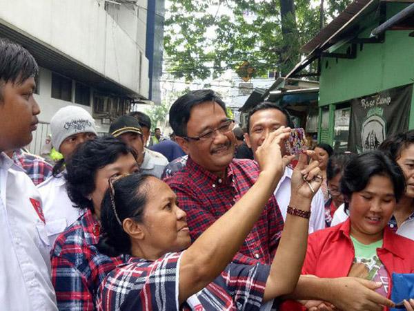 'Semangat' Berhentikan Ahok Jadi Gubernur, Djarot: Sabar Pak Anies