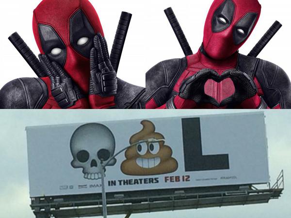 Dapat Rating Vulgar, Film Superhero 'Deadpool' Justru Tampilkan Poster Valentine Kocak Ini