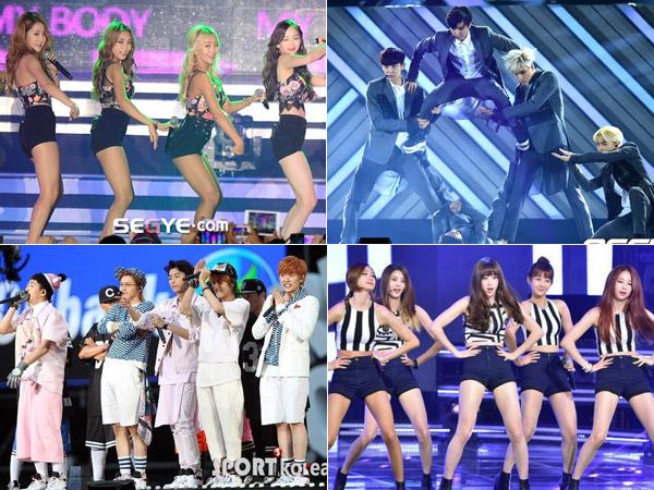 EXO, Sistar, EXID dan Bintang K-Pop Ternama Lainnya Siap Ramaikan 'Dream Concert 2015'!