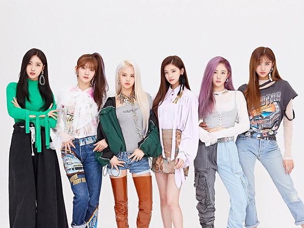 'Bon Bon Chocolat' Sukses Besar, Girl Group EVERGLOW Luncurkan Reality Show Sendiri