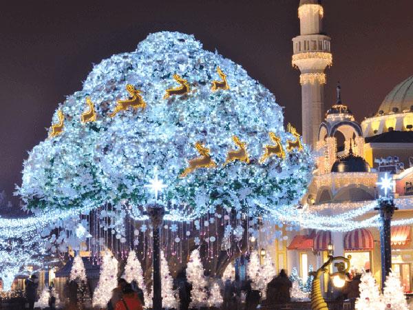 Destinasi Musim Dingin Terbaik di Korea untuk Nikmati Pemandangan Salju!