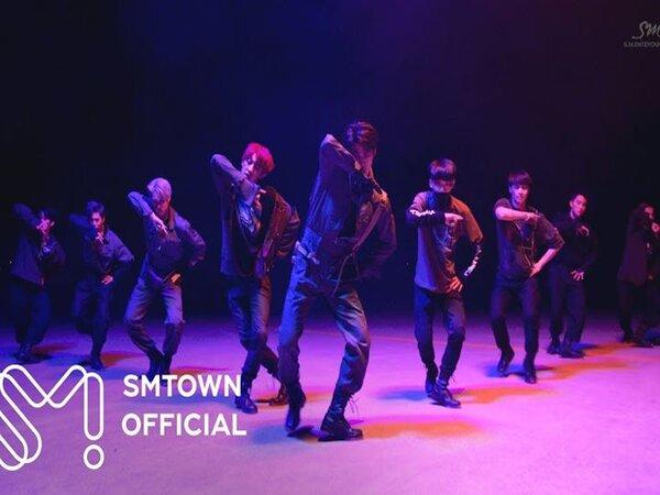 'Monster' Jadi MV Pertama EXO Tembus 350 Juta Penayangan