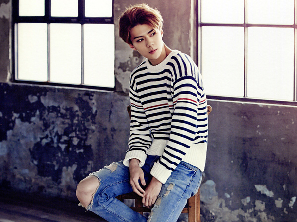 Sehun EXO Ingin Ikutan 'We Got Married'!