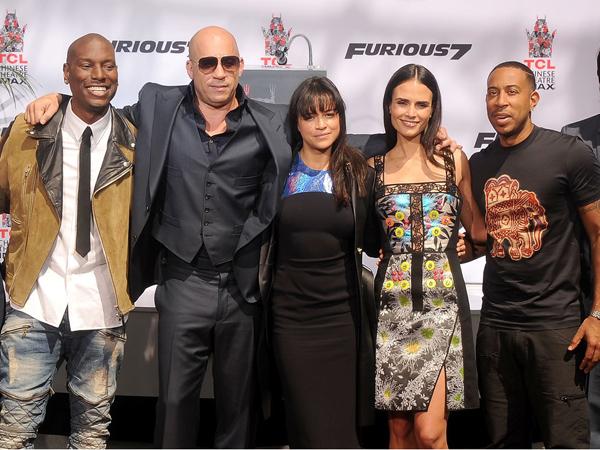 Syuting di Kuba, 'Furious 8' Akan Catat Sejarah Perfilman Amerika