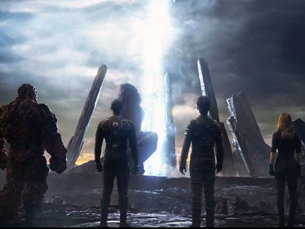 Yuk Intip Trailer Perdana Film Reboot 'The Fantastic Four'!